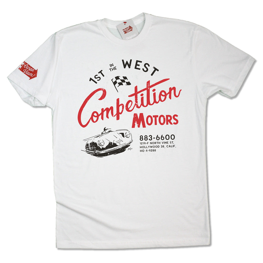 Competition Motors Premium T-shirt