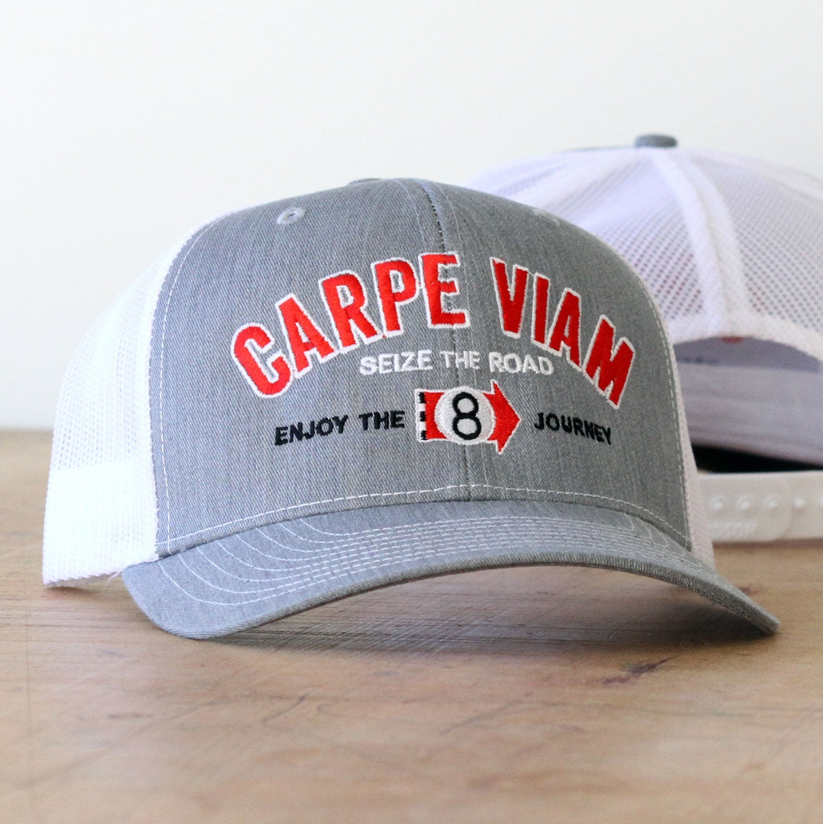 "Carpe Viam ""Seize the Road"" Hat"
