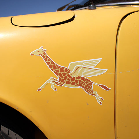 Giraffasus Fender Decal Set