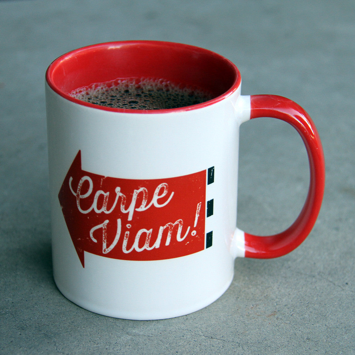 The Carpe Viam™ Mug