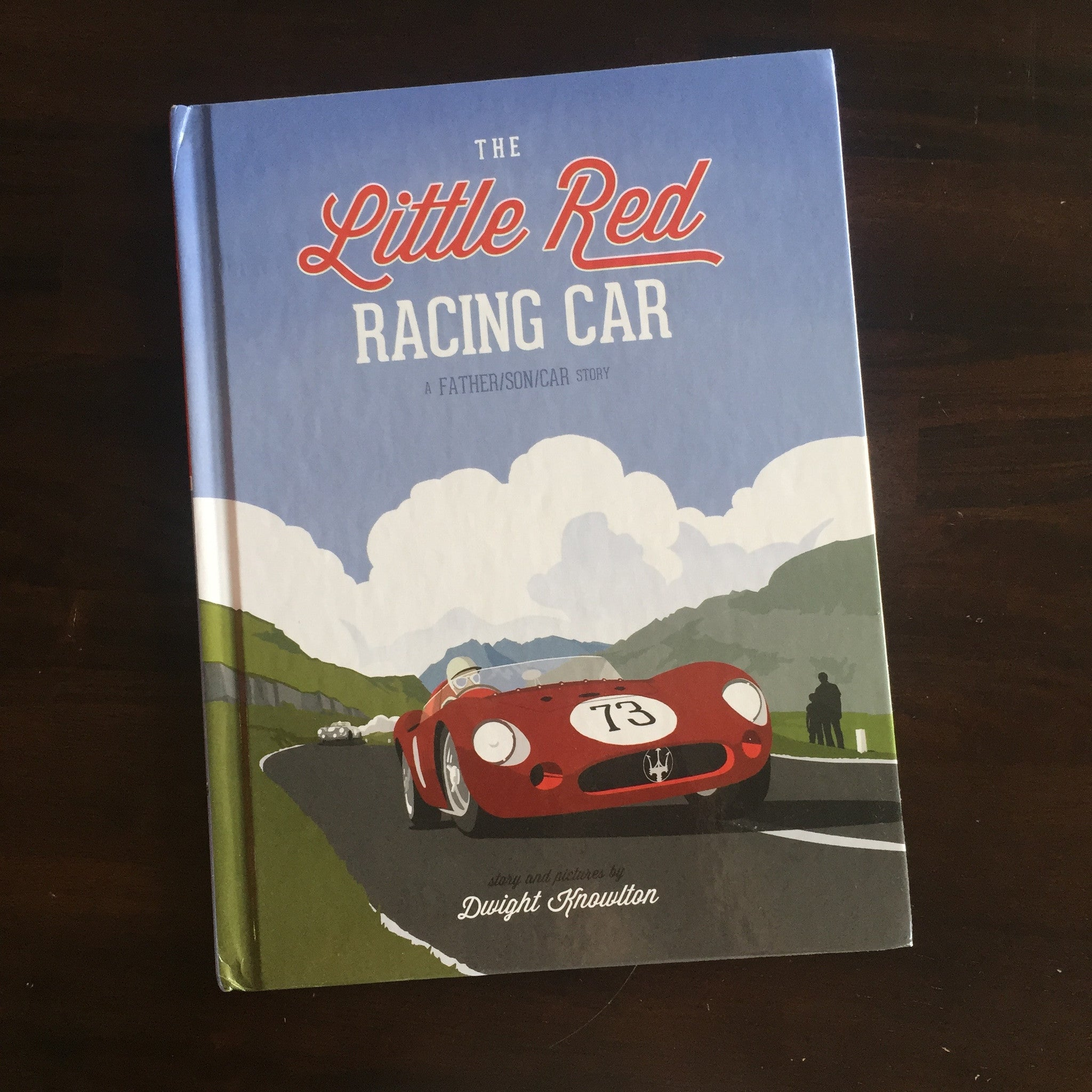 Dents & Dings: The Little Red Racing Car