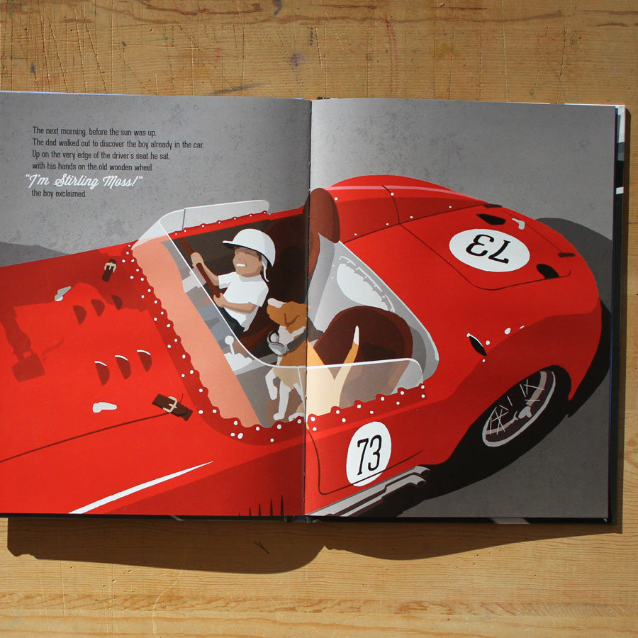 The Little Red Racing Car: Hardcover – CarpeViam