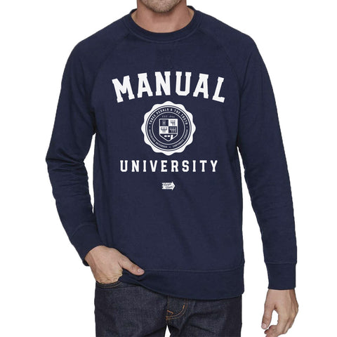 Manual University Sweatshirt