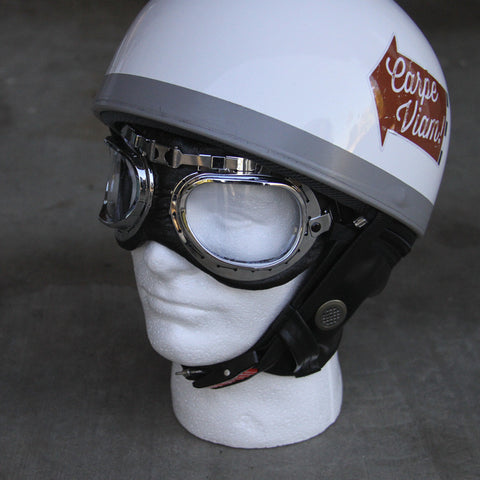 Reproduction Racing Goggles