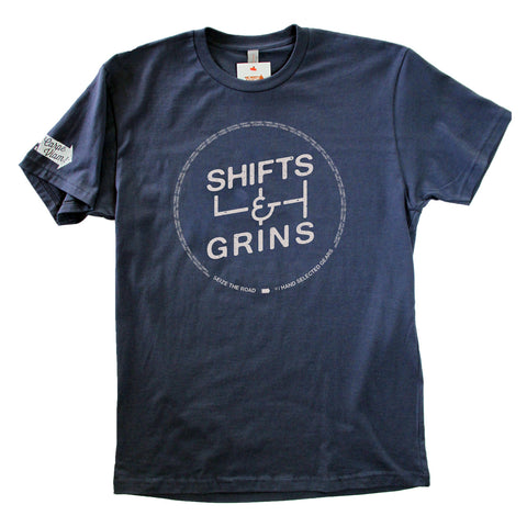"The ""Shifts & Grins"" Tee"