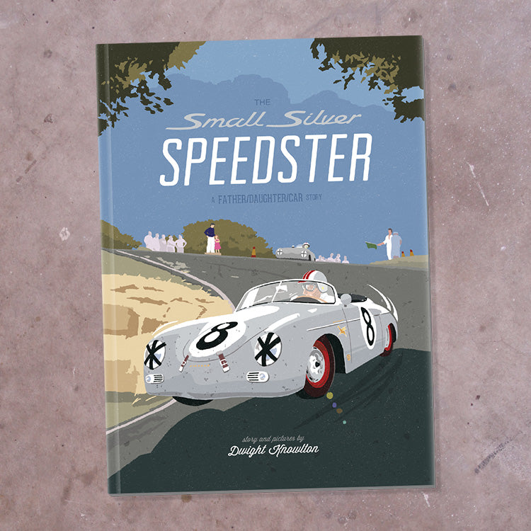 20 Pack Wholesale: The Small Silver Speedster