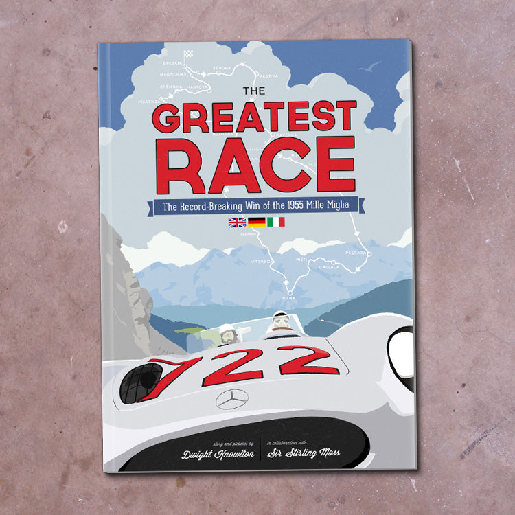 The Greatest Race: Hardcover
