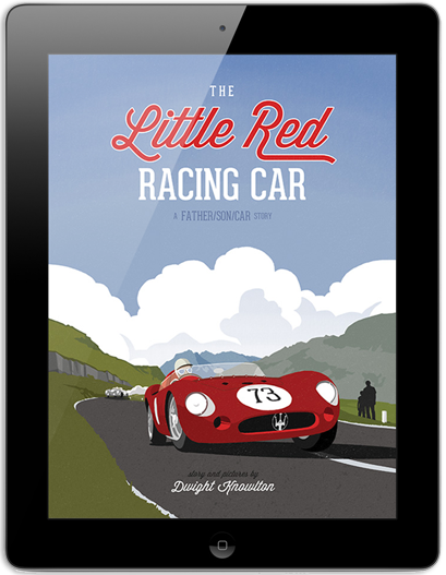 The Little Red Racing Car | Digital Copy | PDF