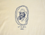 Wild Bill Yellow Tee