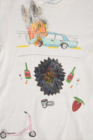 Car on Fire Shirt