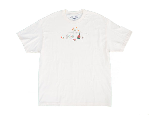 Still Life Hand Drawn Shirt