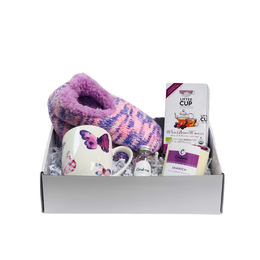 Stay Warm and Cozy - Gift Box