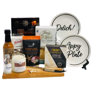 Welcome Home - Gourmet Gift Basket