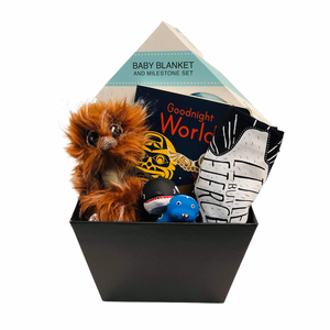 Baby Boy - Gift Basket