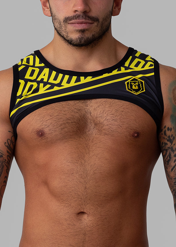 NEW! PREORDER - DADDY 21 ELASTIC HARNESS