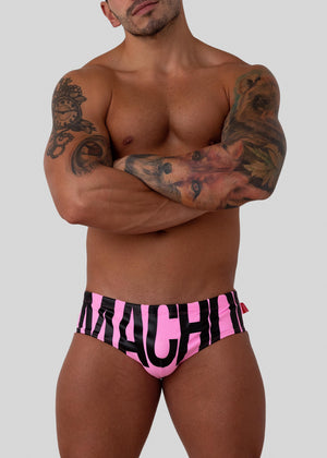 NEW! MACHO! PINK - (Special 8th Anniversary Edition)