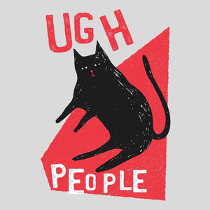 Ugh, People - Happy Meow Meow