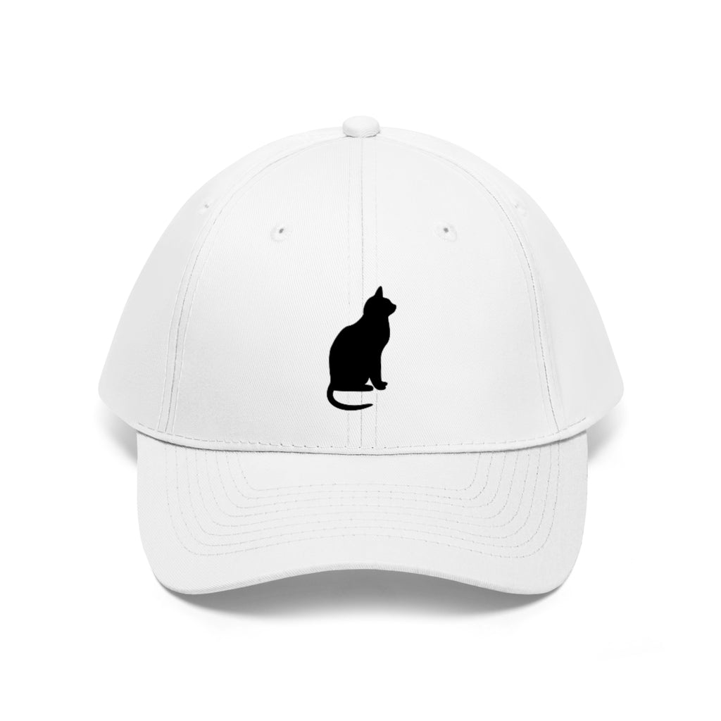 Black Cat Hat - Happy Meow Meow