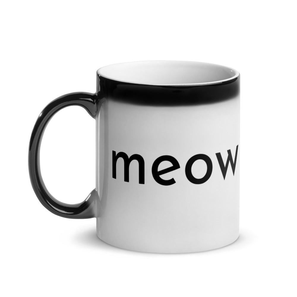 Magic Meow Mug - Happy Meow Meow