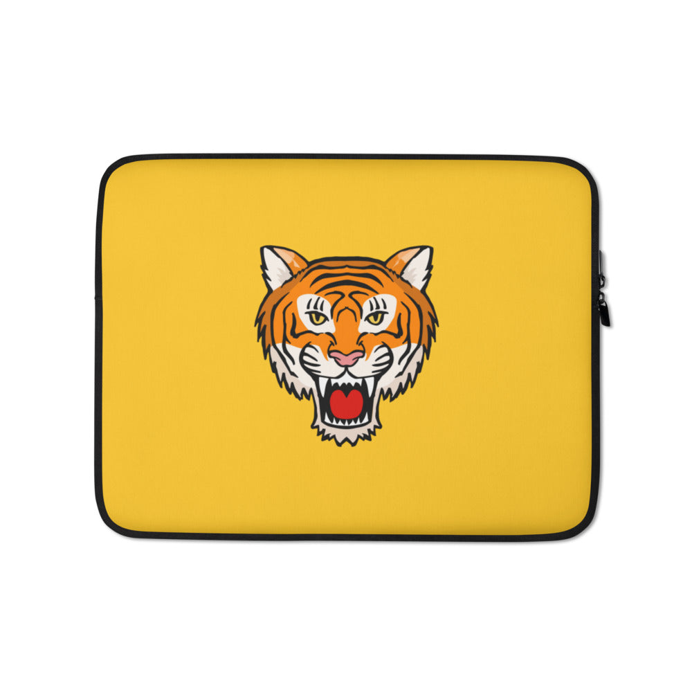 Meow Meow King Laptop Sleeve - Happy Meow Meow
