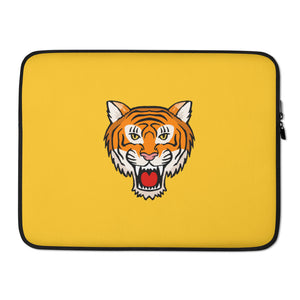 Meow Meow King Laptop Sleeve