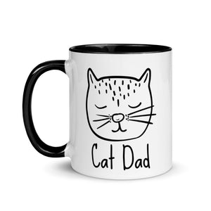 Cat Dad - Happy Meow Meow