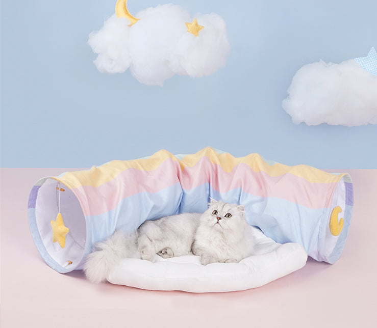 Rainbow Tunnel Bed