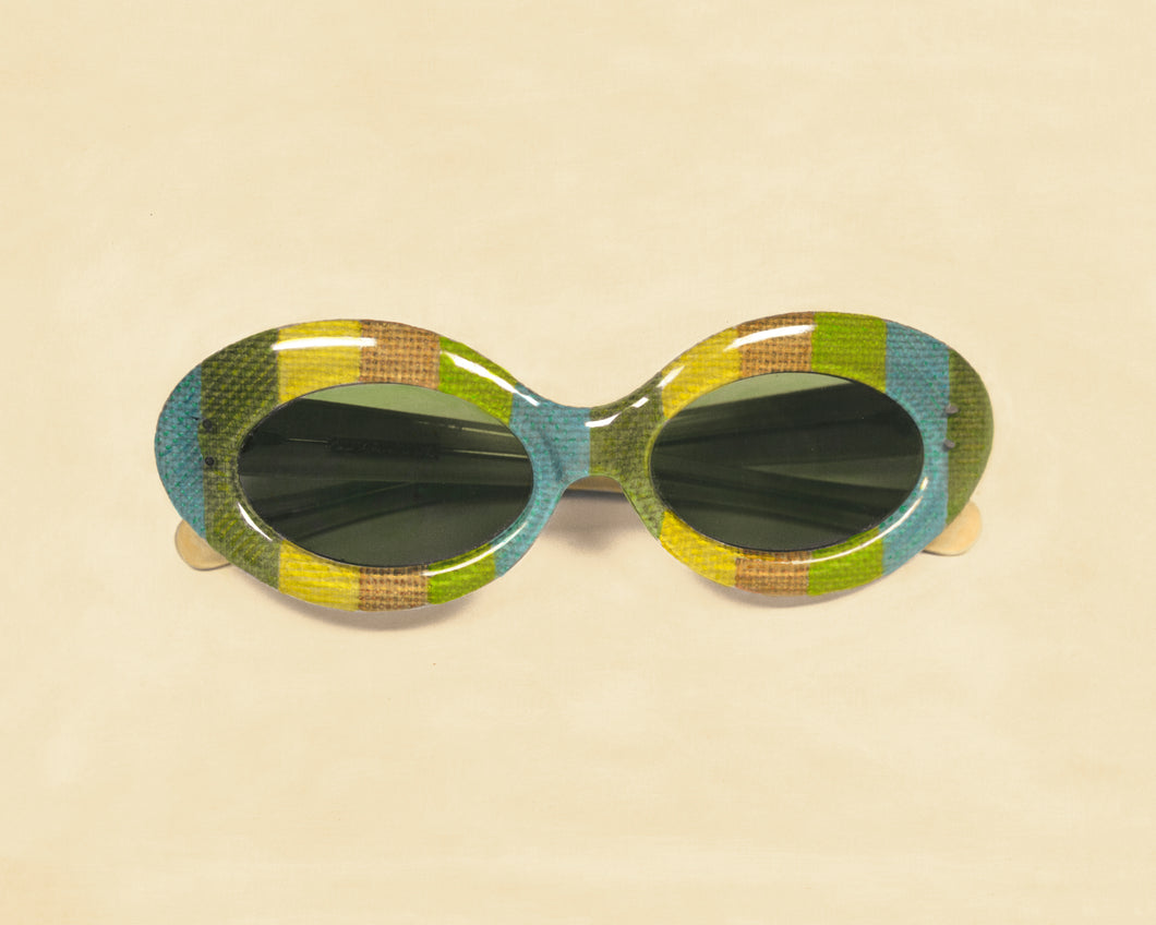 Second Look Vintage Sun Glasses Artwork