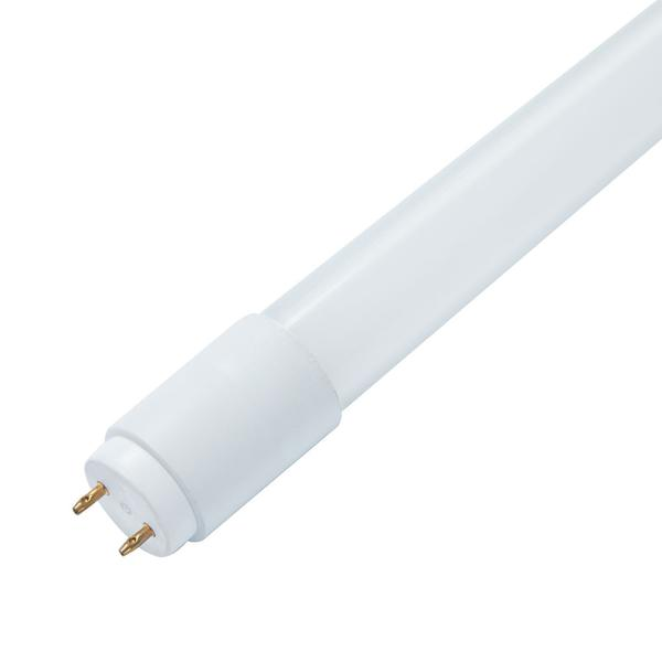 LED T8 Tube Light PG Series | 4ft | Type B | Double Ended Power | 15Watt | 2190Lumens | 5000K | Frosted Lens | Pack of 30