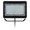 LED Flood Light ZOHO Series | 50Watt | 7048Lm | 5000K | U-Bracket Mount | Black housing