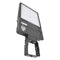 LED Area Light PK Series | 320Watt | 42945Lm | 5000K | Yoke Mount | Black housing