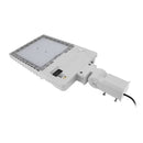 LED Area Light PK Series | 320Watt | 42945Lm | 5000K | Slip Fitter Mount | White housing