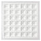 LED Designer Troffers Pixel Square Series | 2X2 | 40Watt | 5000Lumens | 4000K | Pack of 6