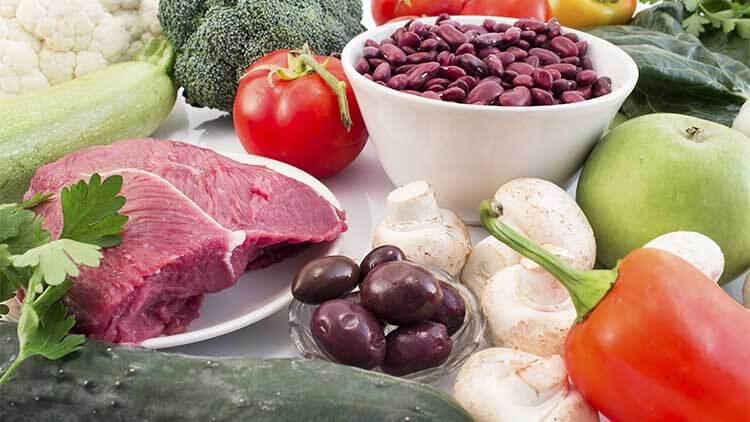 Healthy Food Recommended for Diabetes and Hypertension