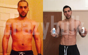 Mohamad Before & After