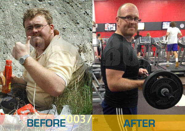 Crazy Bulk Ultimate Stack before and after results