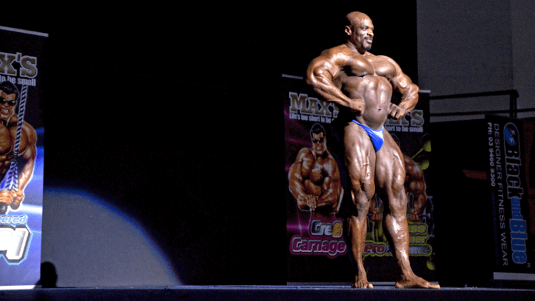 Ronnie Coleman in 2009