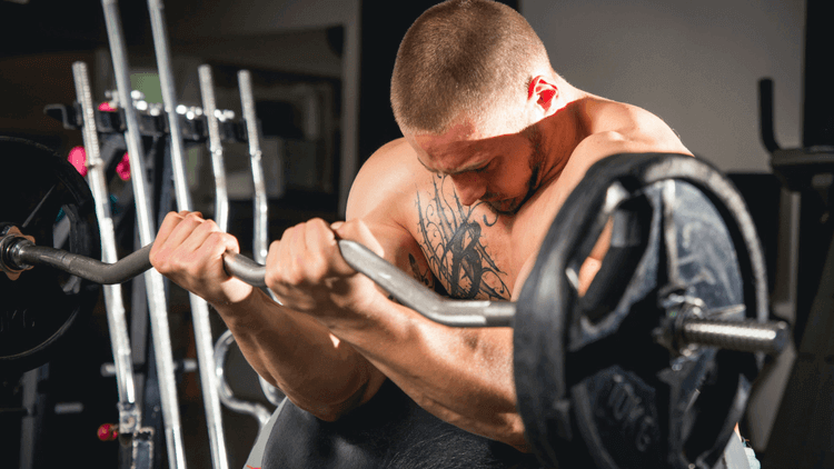 Workout fatigue of the lifter