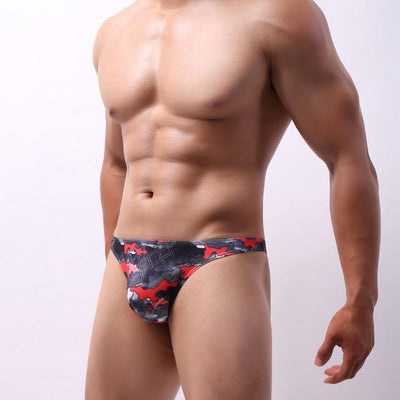 G-string Jocks Camouflage - Mr JOCKS