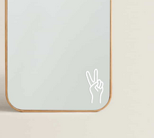 Load image into Gallery viewer, Peace Sign Transfer Sticker