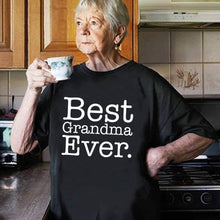 Load image into Gallery viewer, 'Best Grandma Ever'  T-shirt