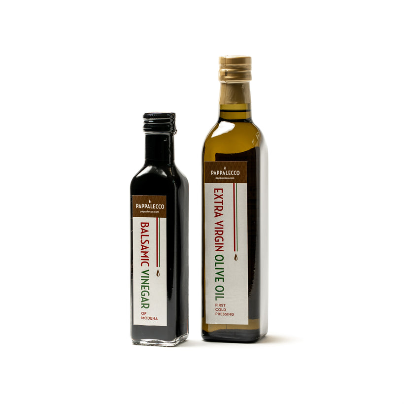 Olive Oil and Balsamic