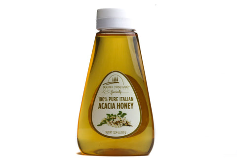HONEY, ITALIAN ACACIA HONEY, 350 g/12.3 oz