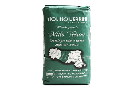 "FLOUR, 100% ITALIAN WHEAT FLOUR TYPE ""00"", 1000 g/35.2 oz"