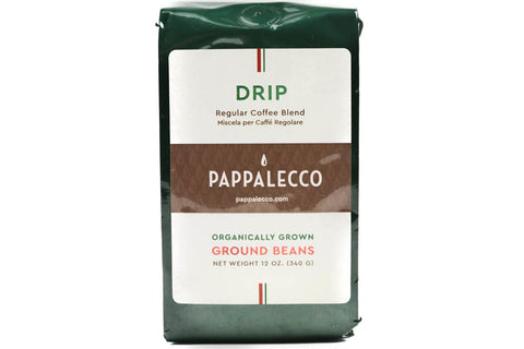COFFEE, DRIP REGULAR, COFFEE GROUND, 12 oz