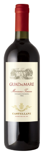 WINE, GUADALMARE MAREMMA TOSCANA, RED WINE, 750 ml/25.36 fl oz