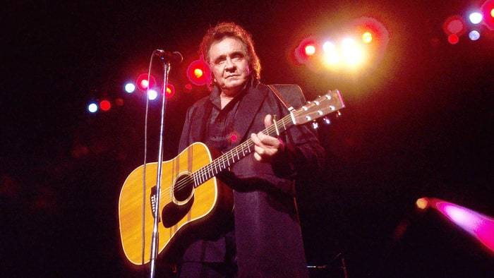 JOHNNY CASH'S 'UNCHAINED' AT 20: MARTY AND PRODUCER RICK RUBIN RECALL THE 1996 ALBUM