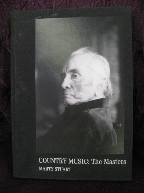 Country Music: The Masters book is published