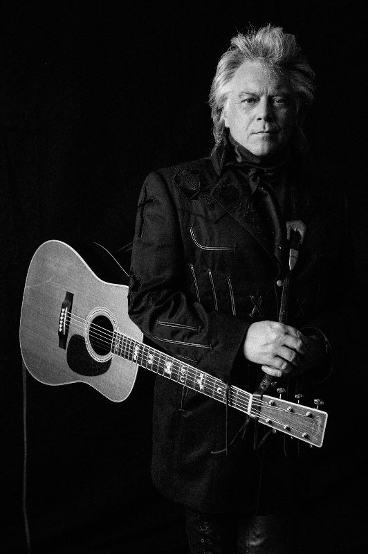Marty Stuart's American Odyssey launches on XM Radio