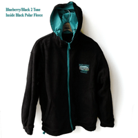 2 Tone Reversible Adult Jacket